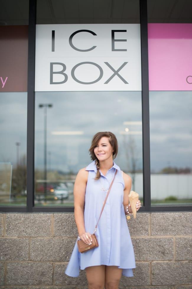May_20150429_5960-Edit, Ice Box, Ice Cream, Pittsburgh, Summer Fashion