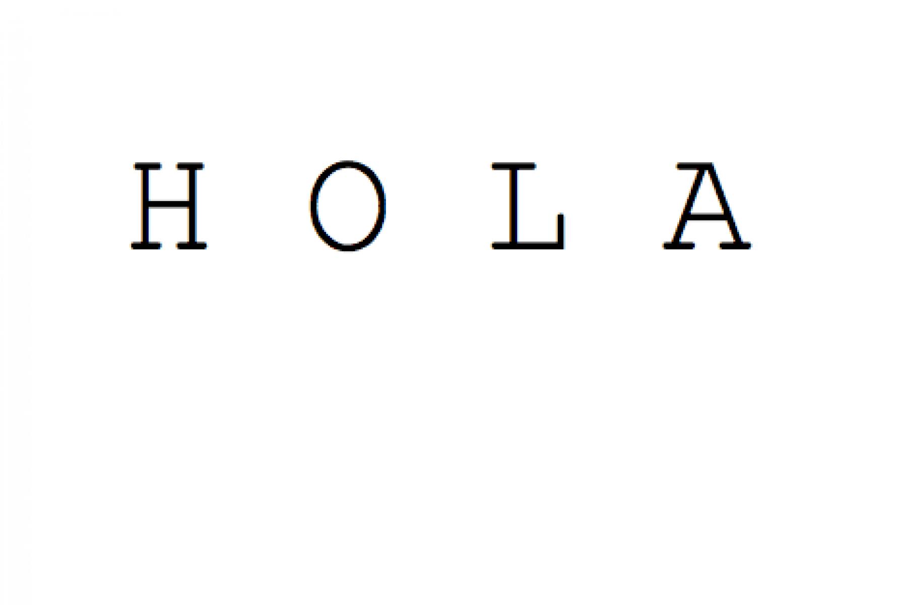 Hola, Spain, Travel, Vacation, Summer