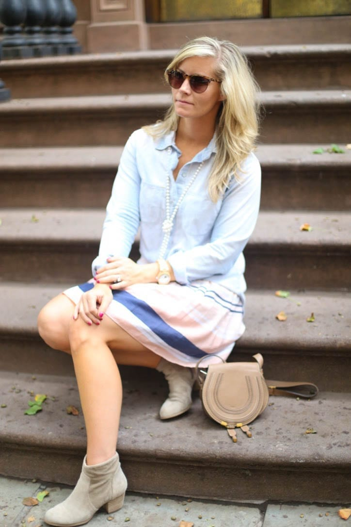 Afternoon Espresso - Jord Watches - Wooden Watch - NYC - NYFW - Carried Bradshaw-5