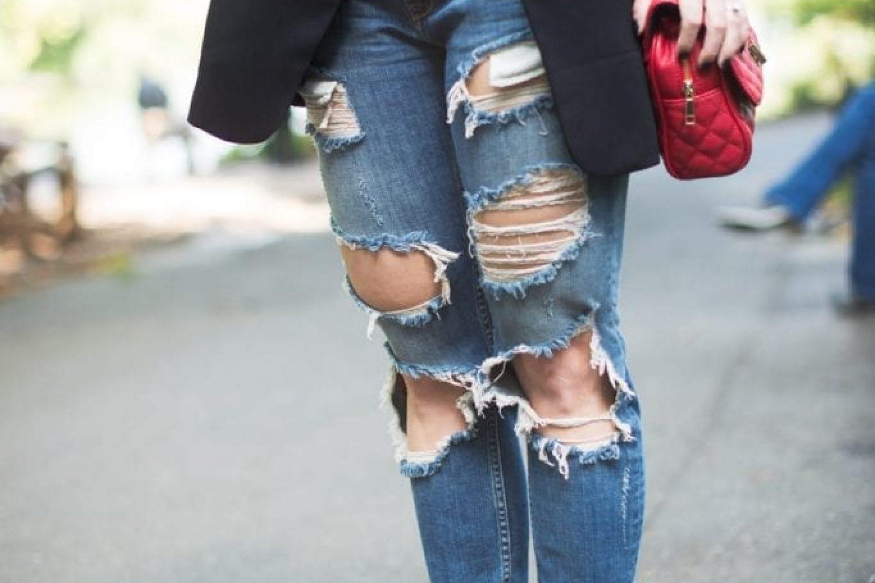Fall-Fashion-Chanel-Bag-Red-Leopard-Blogger-NYC7-Distressed -Denim