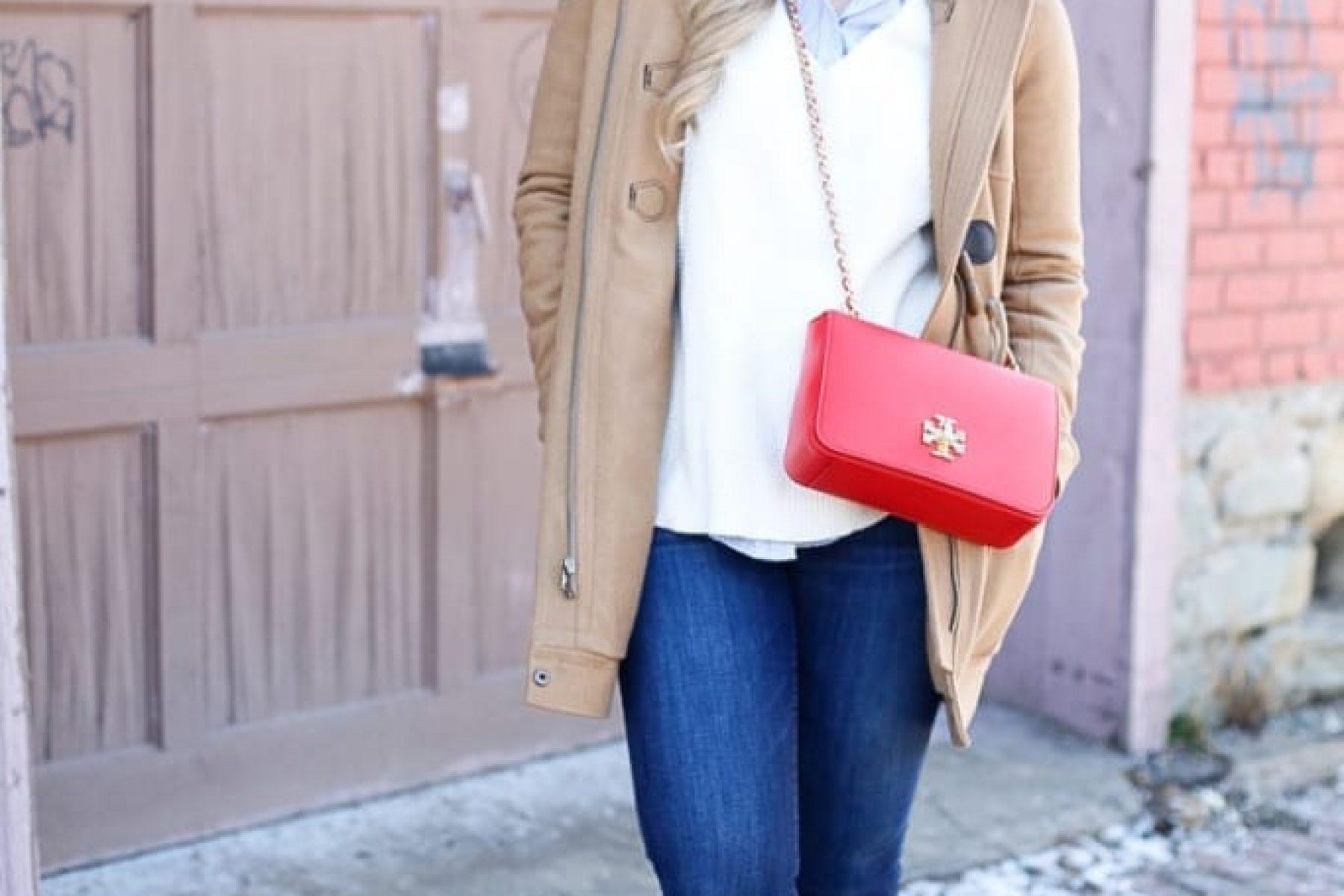 Vamp, Blogger, Fashion, Winter, Pittsburgh, Tory Burch Bag, Joe's Jeans, Layered (6 of 6)