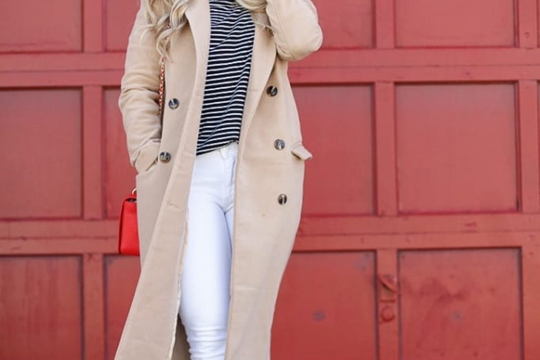 Spring-White Denim-Joe's Jeans-Ninewest Pumps-Afternoon-Espresso-Blogger-1