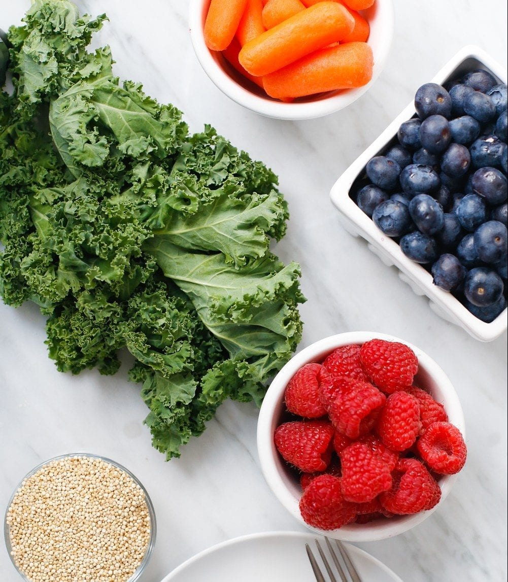 healthy during quarantine- covid 19 - smoothie recipe