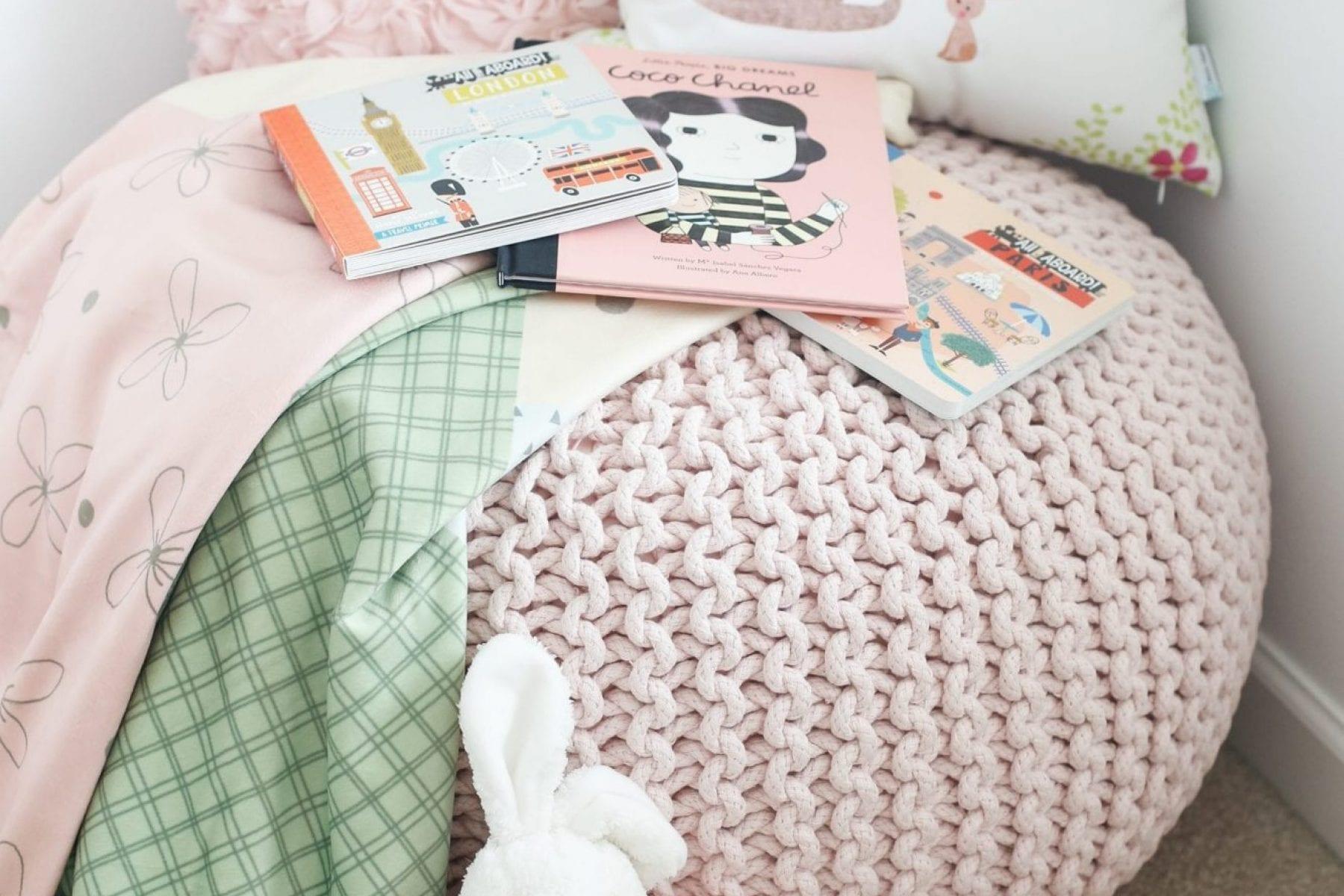 Nursery Sneak Peek - Bumpdate - Mouse + Magpie