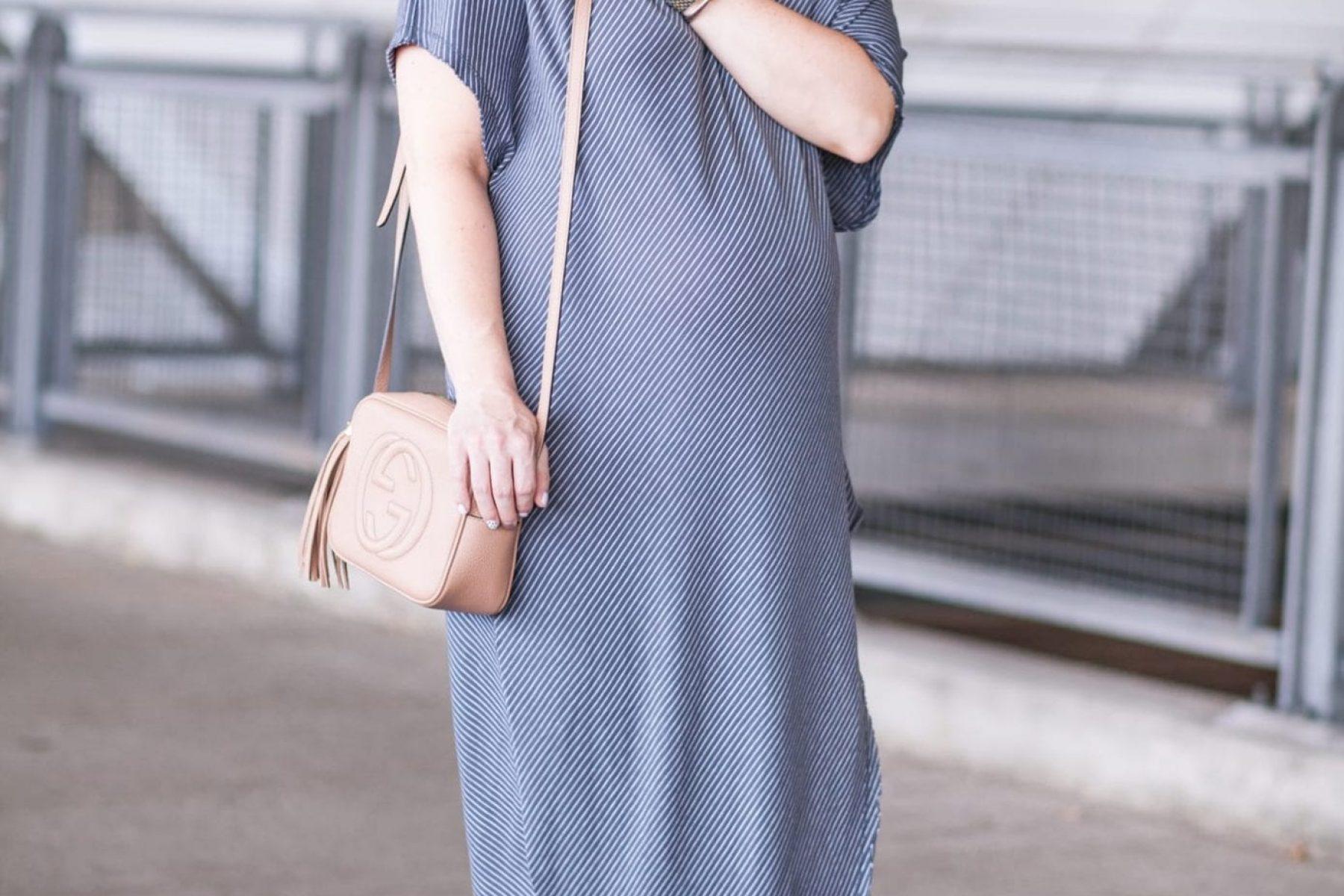 Summer Maxi Dress- Free People-Maternity Fashion-1