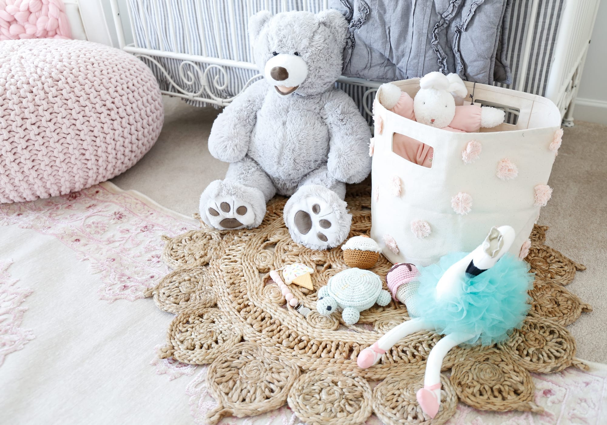 Newborn Essentials- The Baby Cubby- Baby Toys