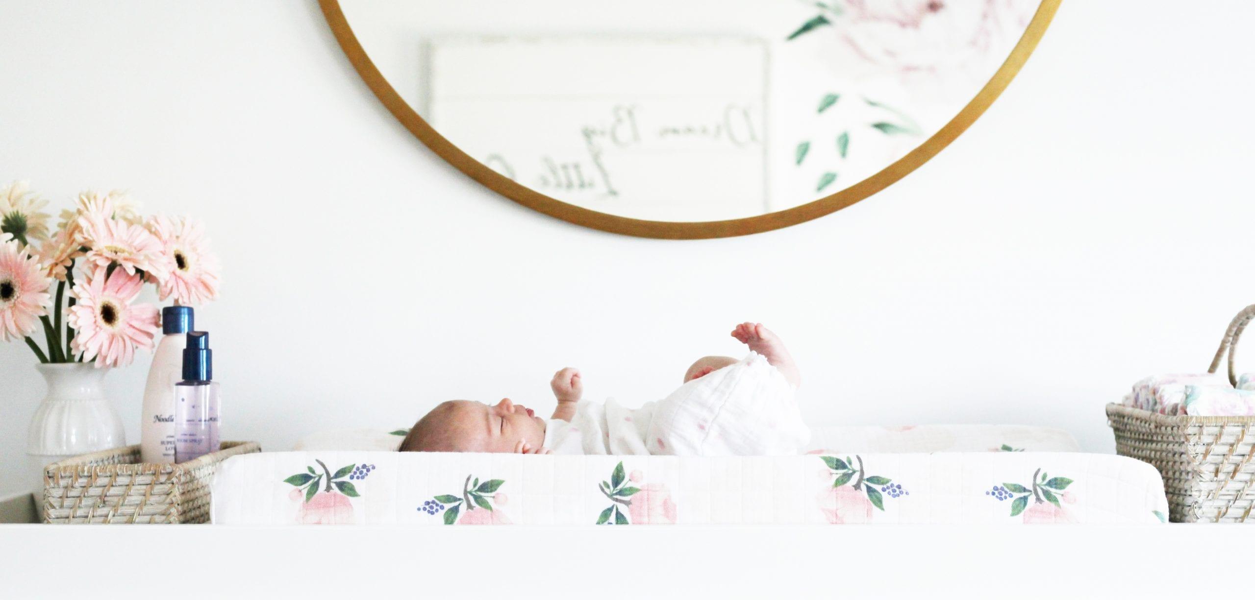 Newborn Essentials- Little Unicorn - Baby Cubby