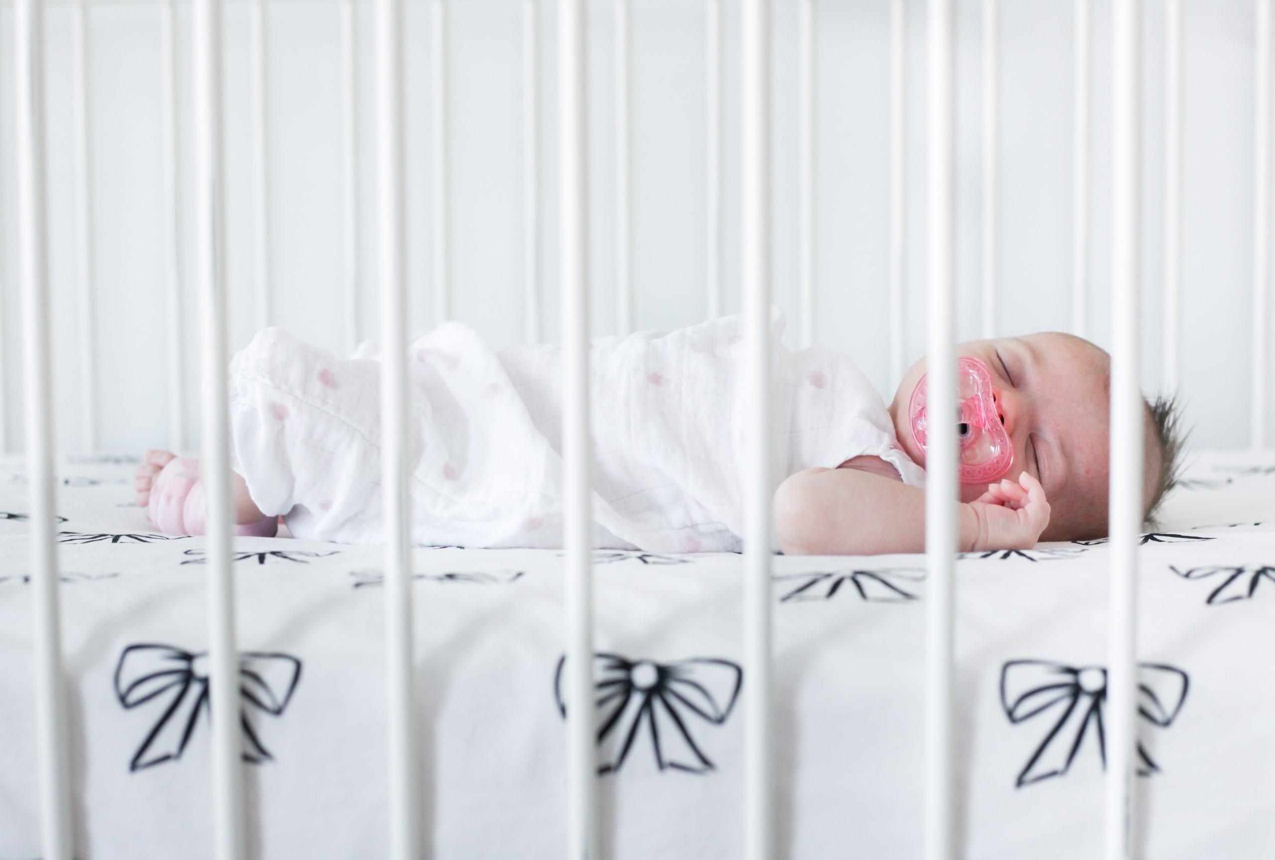 sleeping baby- sleep better - newborn