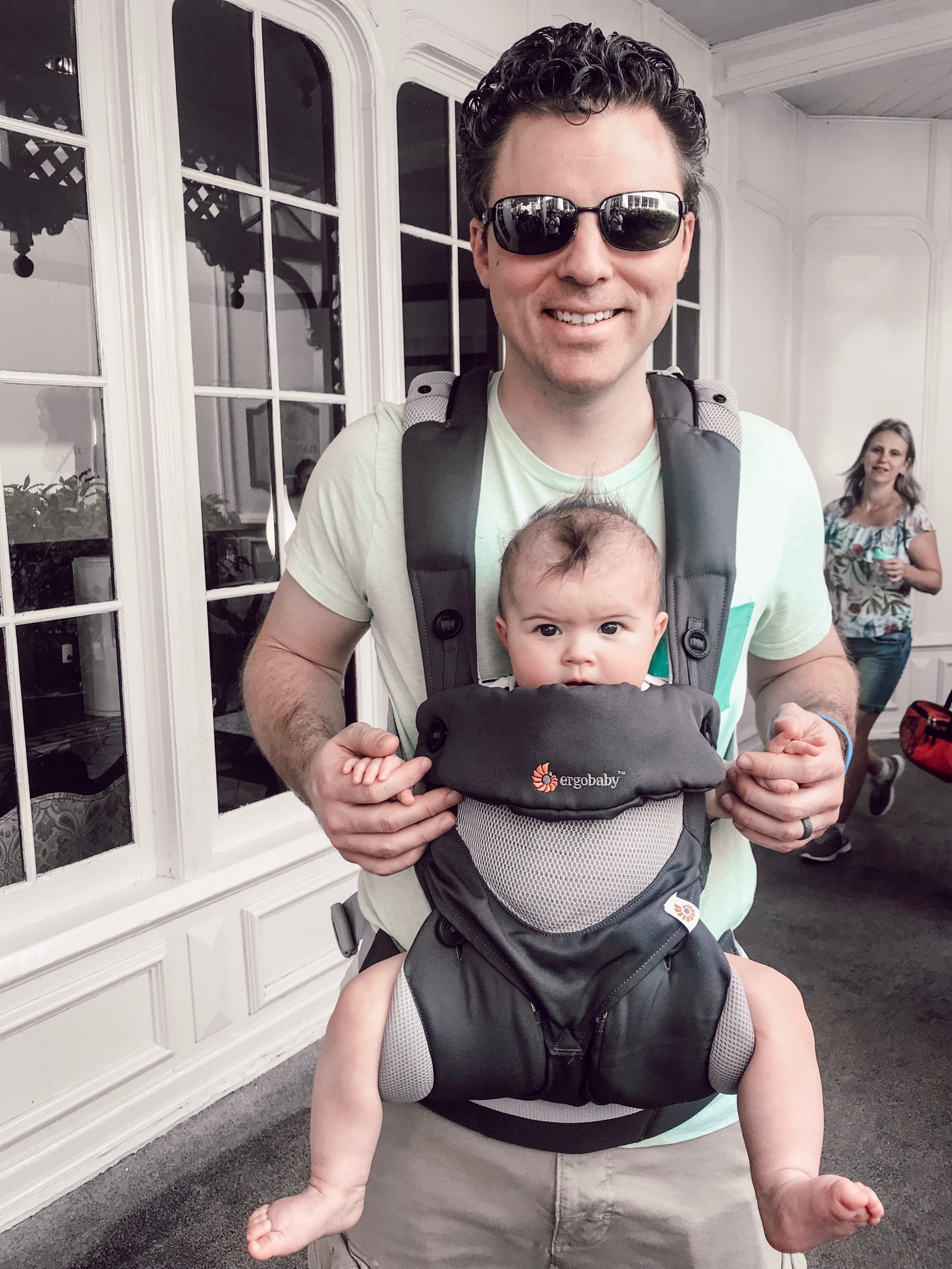Traveling with Infant at Walt Disney World