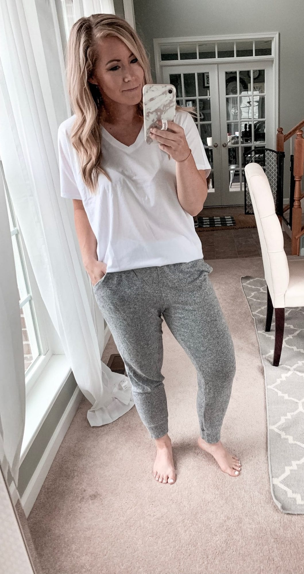2021 Top 10 Nordstrom Anniversary Sale Items- Basic Tee Shirts