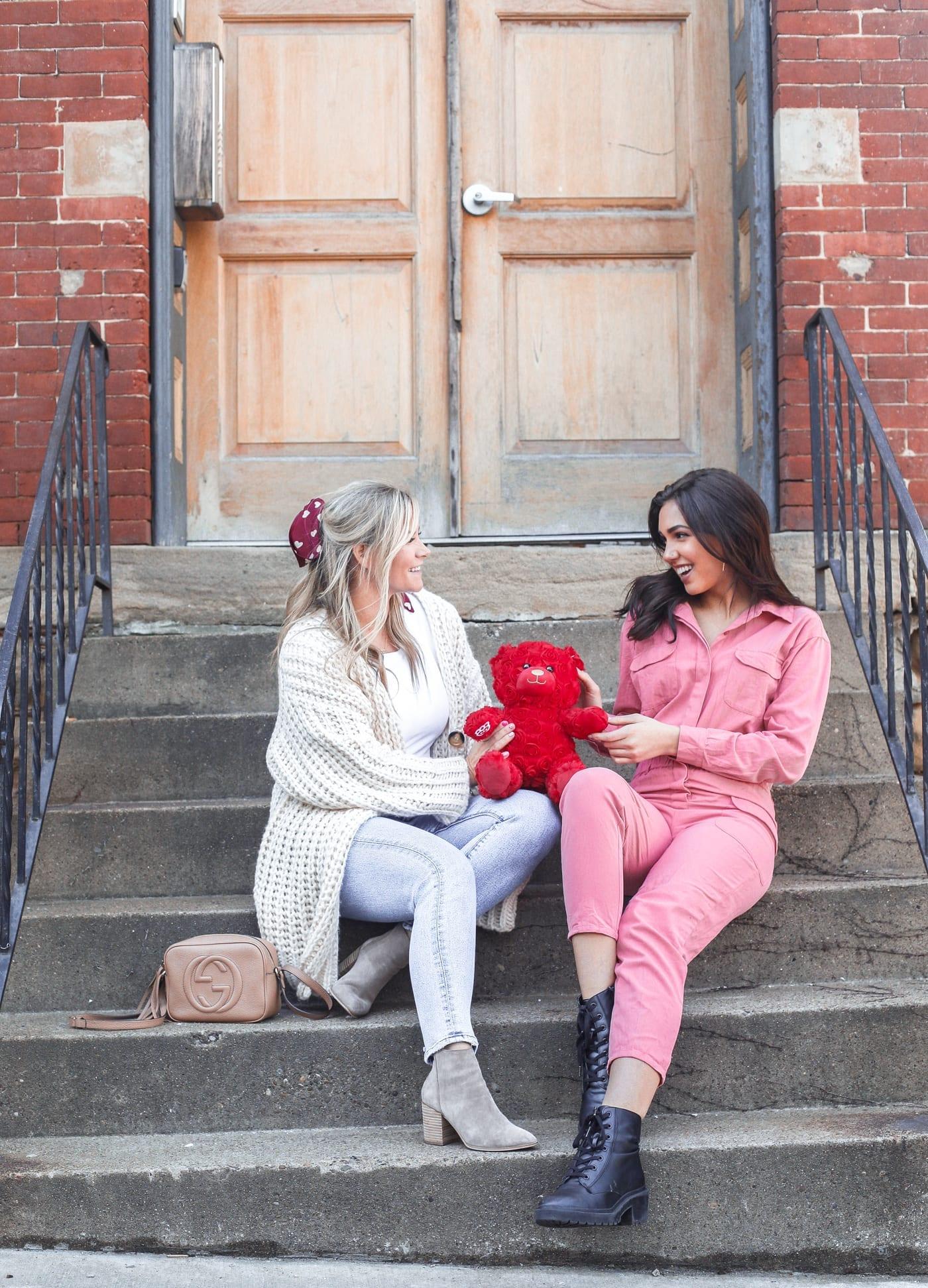 Galentine's Day, Build-a-Bear, BAB, Best Valentine's Day Gift, Best Friends