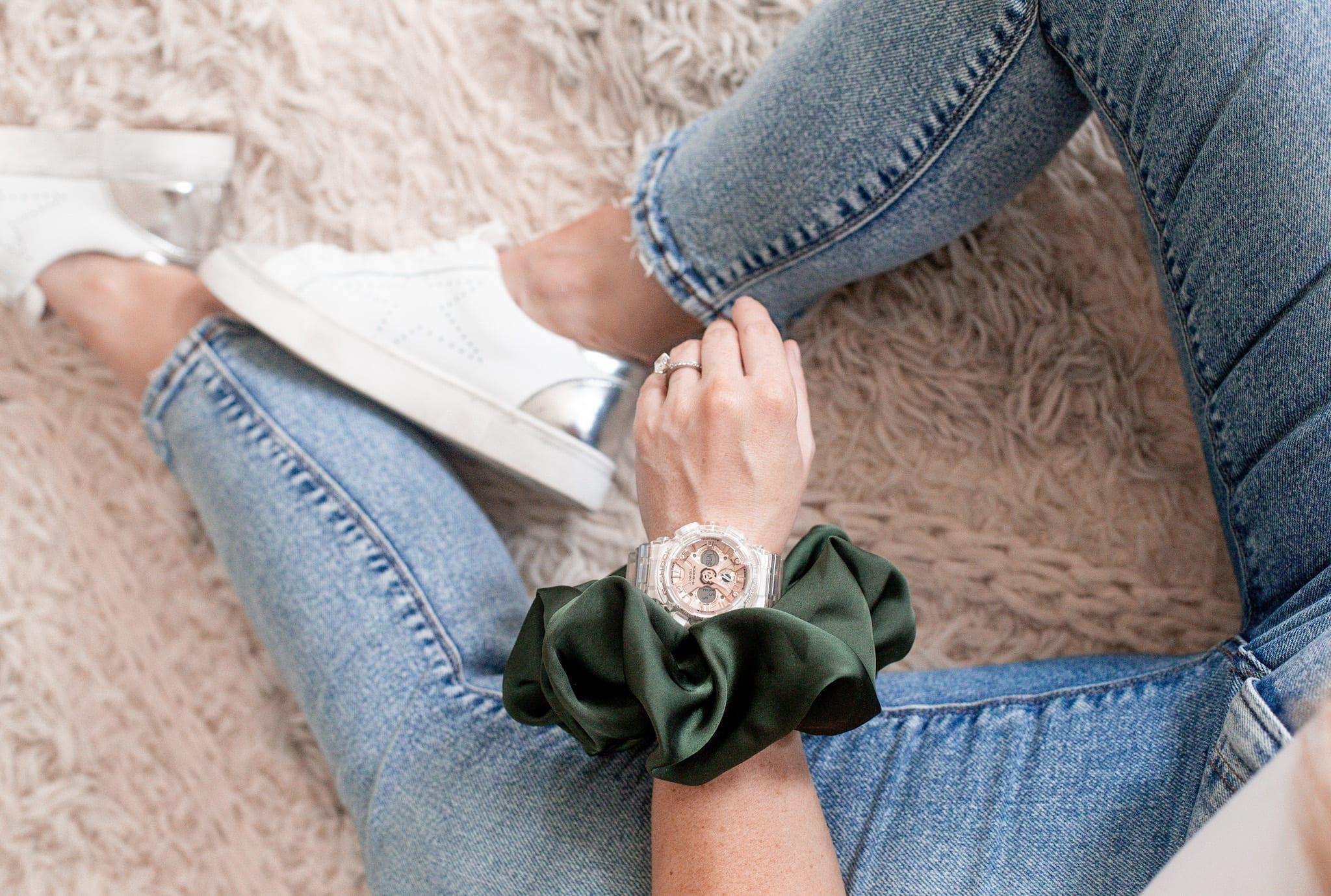 Mother's Day Gift Ideas- G-Shock Women's Watch- Babbleboxx- Ashley Pletcher - Afternoon Espresso
