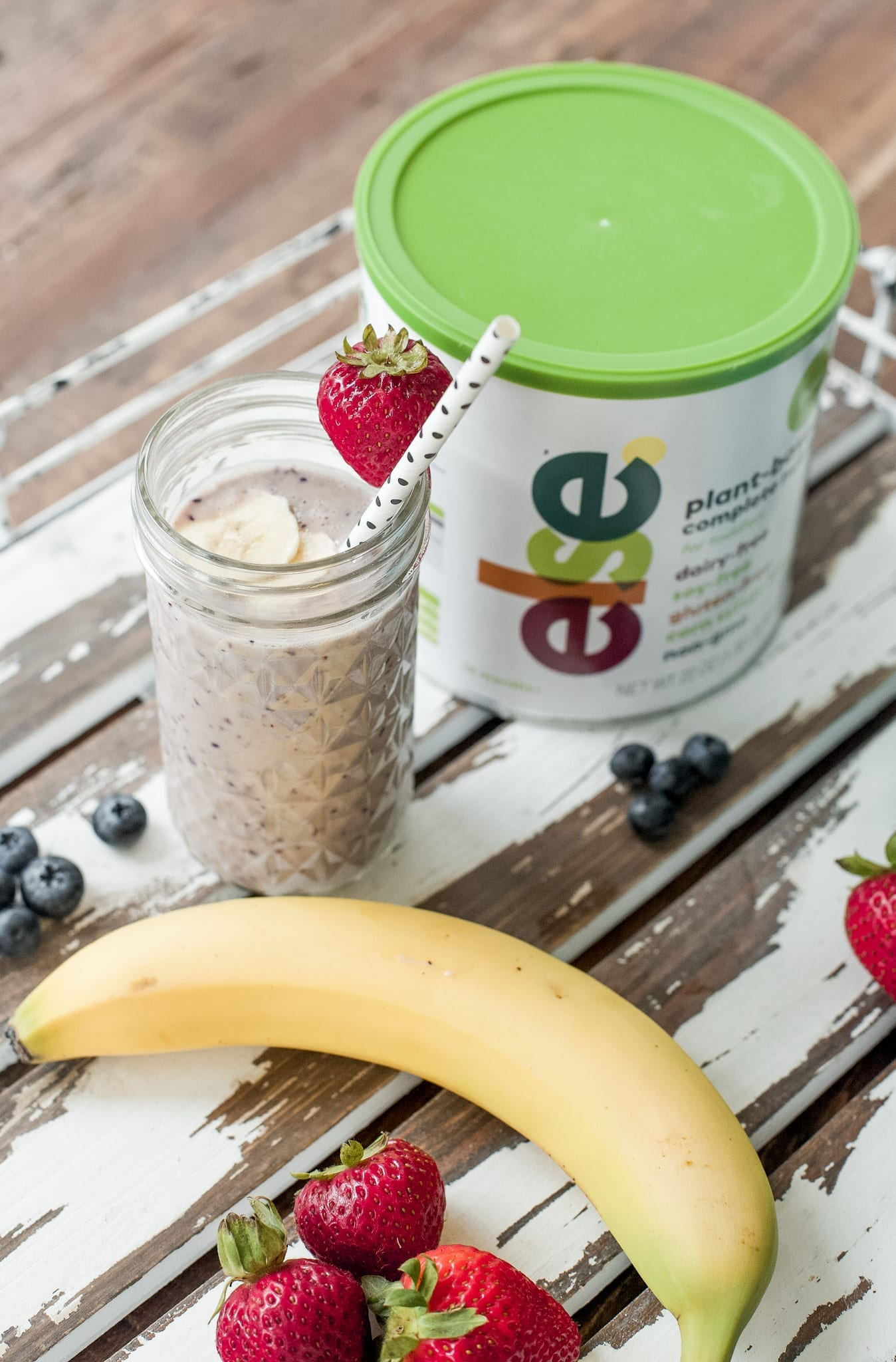 Complete Nutrition Drink for Toddlers and Babies (12+ months)- Dairy Free Smoothie Recipe for Toddlers- Toddler Smoothies- Else Nutrition- Afternoon Espresso- Mom Blog