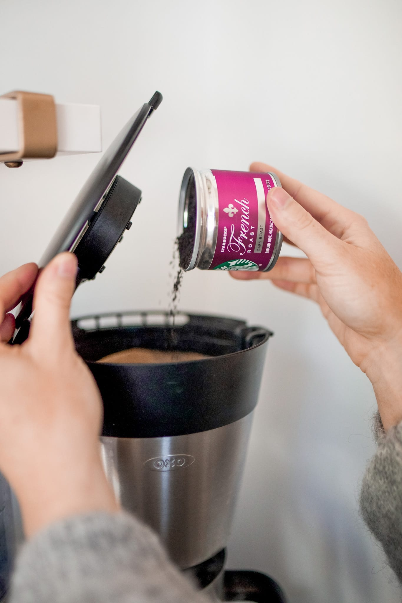 self care for busy mom- Starbucks® Fresh Brew Cans- Fresh Coffee