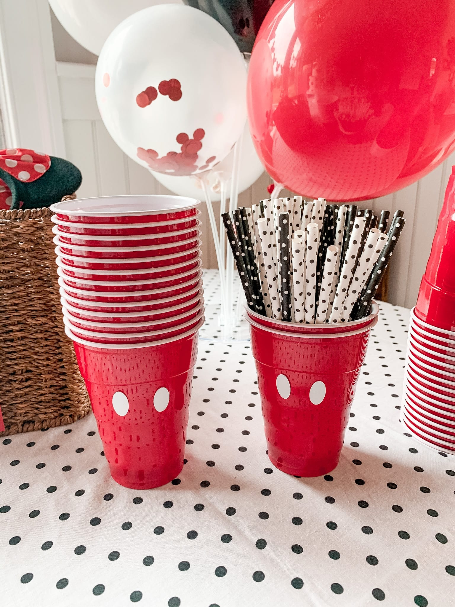 Mickey Mouse Clubhouse Party - Birthday Party Idea- Kids Party- Mickey Mouse Party ideas- Mickey Mouse Pants