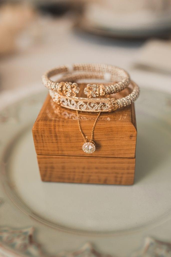 Pittsburgh Jewelry Store- Vahan Bracelet- Diamond Necklace- Pittsburgh Weddings - Burgh Brides