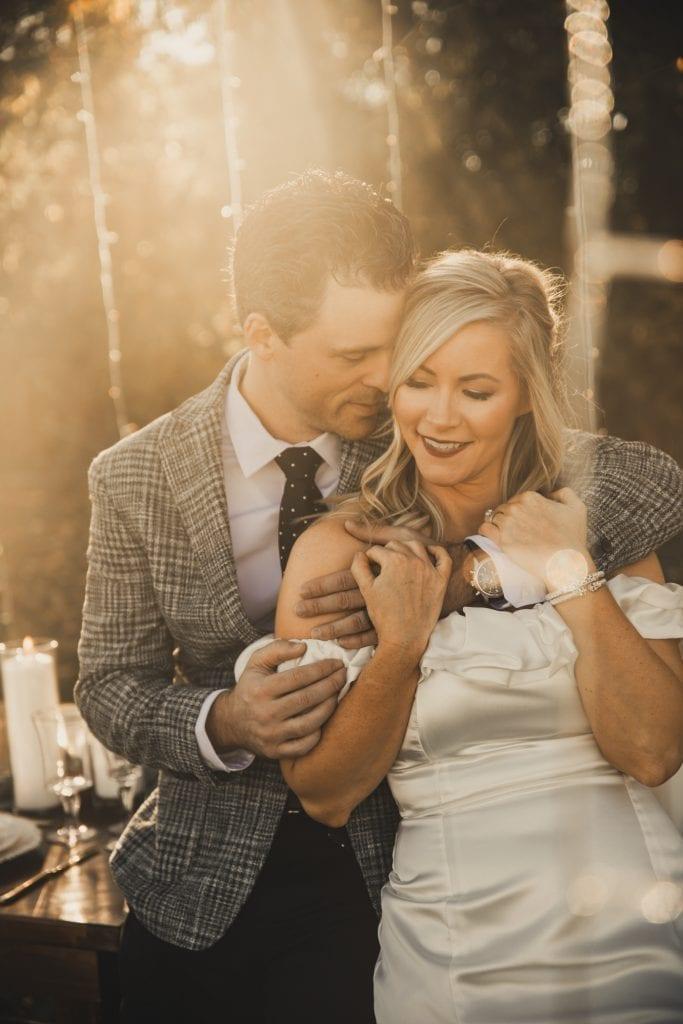 10th Anniversary party celebration- Pittsburgh Wedding- Burgh Brides-Backyard Wedding-Covid Wedding- Afternoon Espresso- Ashley Pletcher-it was always you- couples photo