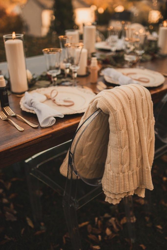 Windswept Event Rental - Pittsburgh Wedding- Wedding Idea- Cozy Wedding- Rizzy Home