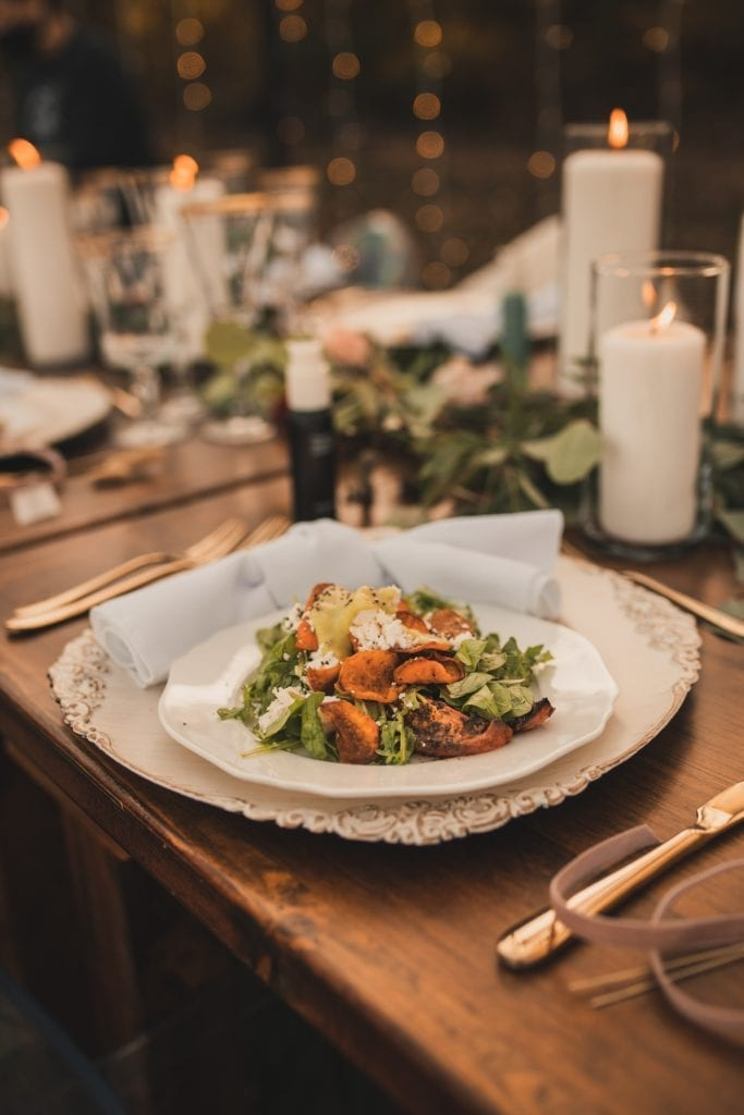 Penn Avenue Fish Company- Pittsburgh - Backyard Wedding- Wedding Catering - Fall Wedding Food