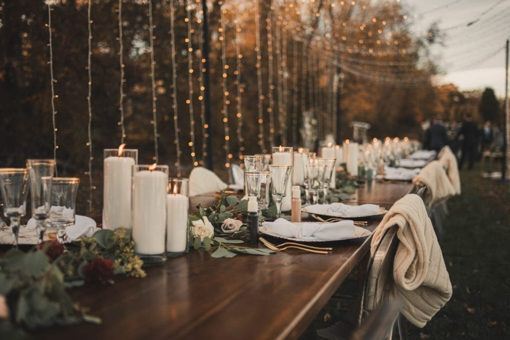 Windswept Entertainment- Olive & Rose Events- Pittsburgh Wedding- Burgh Brides- Covid Wedding - Pittsburgh - Backyard wedding idea