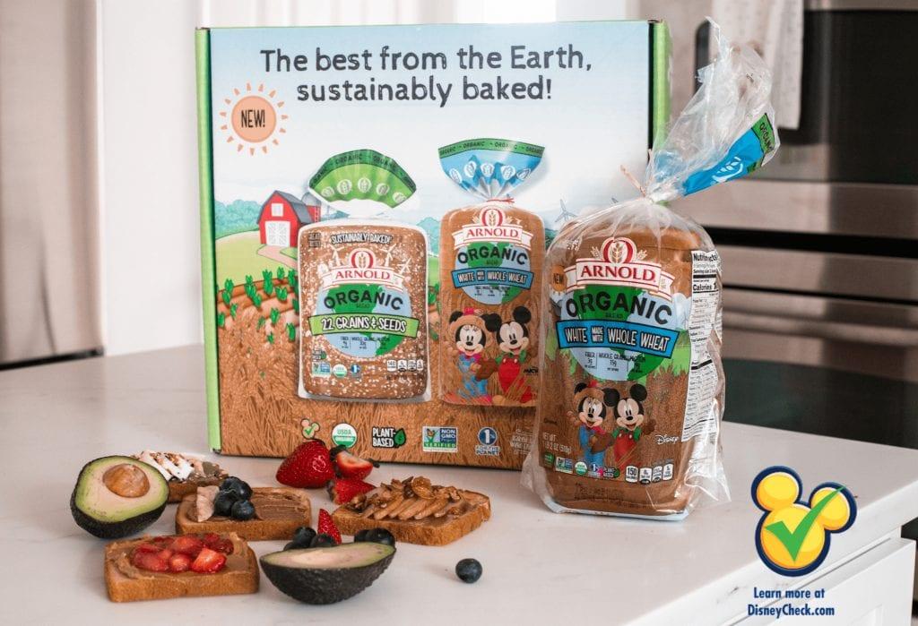 4 nutritious toast recipes - Arnold Bread - Disney Check