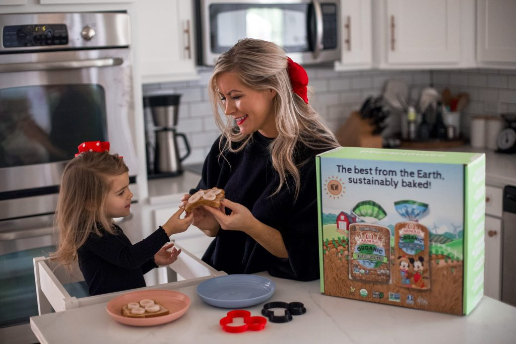 4 nutritious toast recipes - Arnold Bread - Toddlers in the kitchen