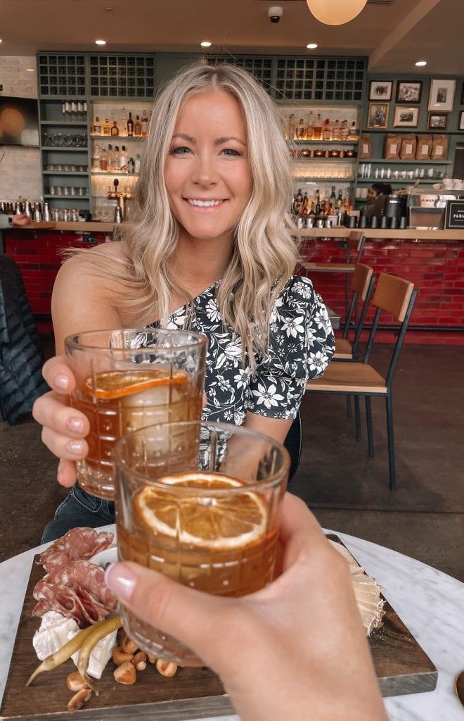 2021 April Favorites Roundup- Afternoon Espresso- Pittsburgh- Ashley Pletcher- Mediterra Cafe