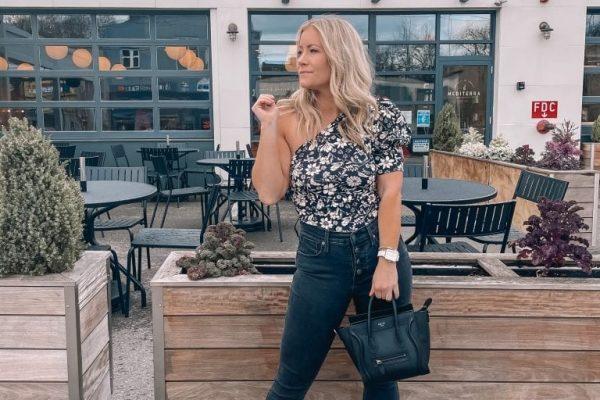 2021 April Favorites Roundup- Afternoon Espresso- Pittsburgh- Ashley Pletcher- Free People Bodysuit