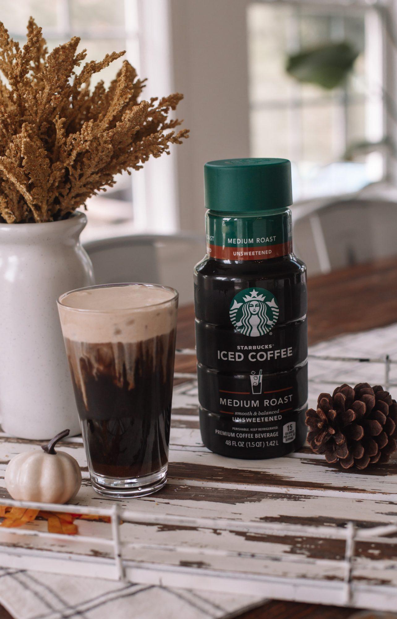 Pumpkin Cream Cold Brew Recipe- PSL- Ashley Pletcher- Starbucks Cold Brew